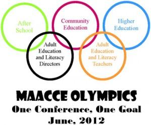 MAACCEOlympics 2012